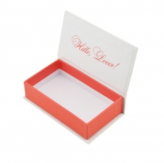 Custom Gift Paper Packaging Cosmetic Box