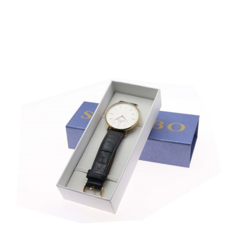 OEM Paper Watch Box, Rectangle Custom Watch Box