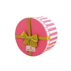 High Quality Colorful Round Tube Gift Box