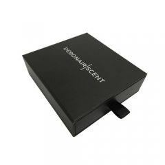 Hot Luxury PU Leather Packaging Drawer Gift Box
