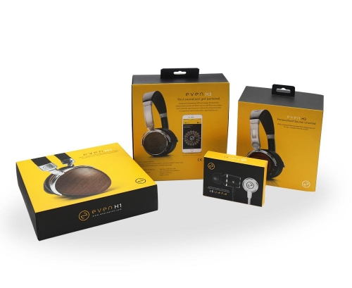 Headset Packaging Gift Box