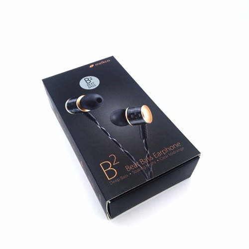 Custom Earphones packaging electronic products boxes