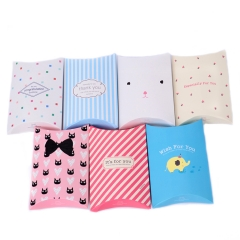 Small Cheap Color Cute Packaging Box